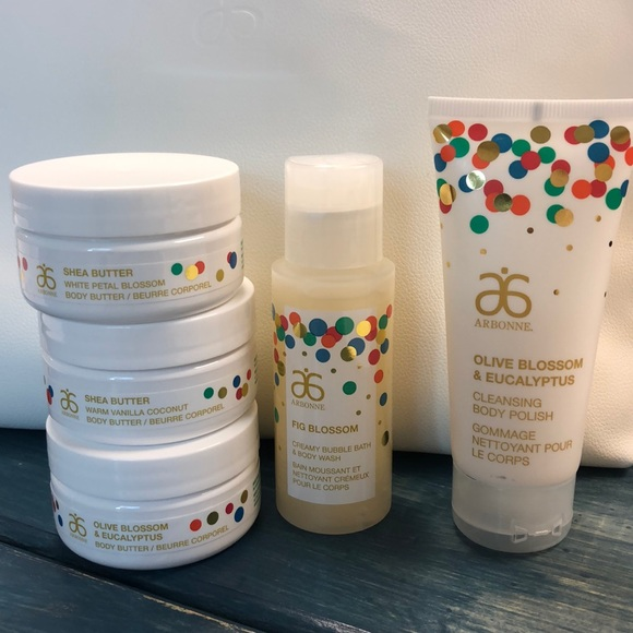 arbonne products NWT